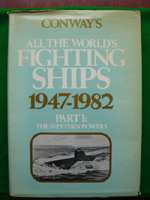 All the Worlds Fighting Ships 1922-1946